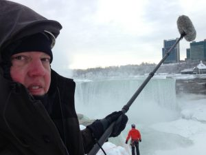 Apex-Video-Productions Niagra Falls ice climb 3