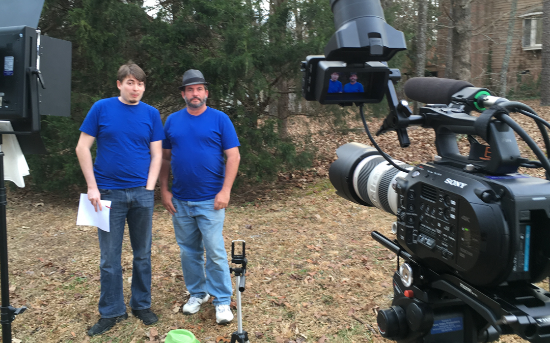 HD Camera Crews for Recording Remote Interviews in Charlotte and throughout North Carolina